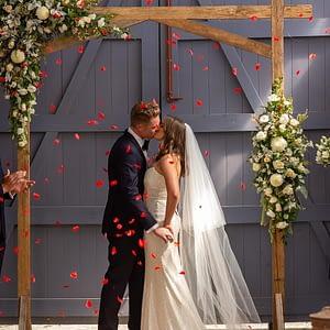 Olinda Yarra Country Wedding Venue Ceremony Location
